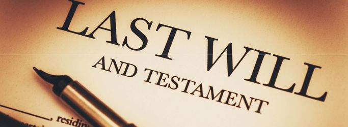 Last Will and Testament, Estate Planning Attorneys