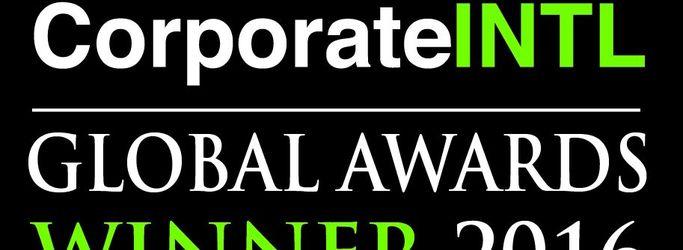 2016 Corporate Intl Magazine Global Award