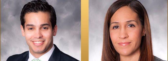 Eric Santos & Lani E. Medina