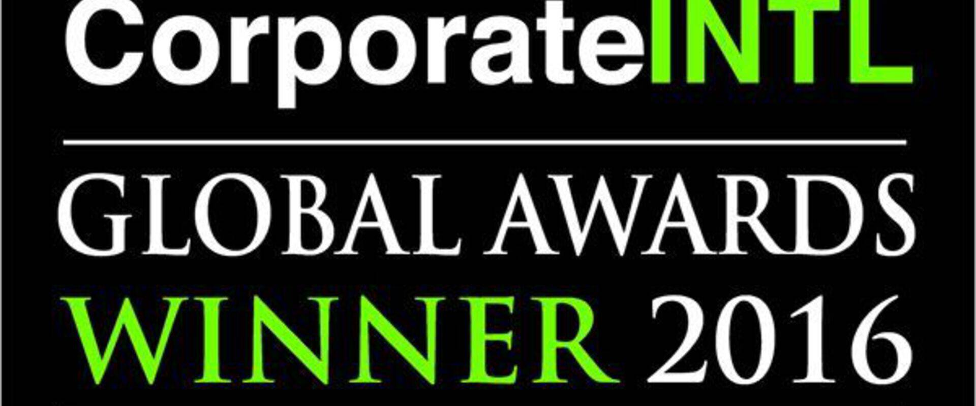 2016 Corporate Intl Magazine Global Award - Boutique Construction Defects Law Firm of the Year